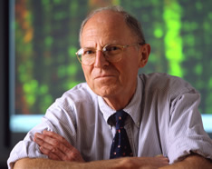 Dr. Paul Plotz retired after more than 40 years at NIH.